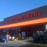 Photo taken at The Home Depot by Joseph F. on 5/26/2012