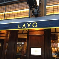 Photo taken at Lavo by Dan R. on 3/24/2012
