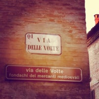 Photo taken at Via delle Volte by Valentina B. on 4/11/2012