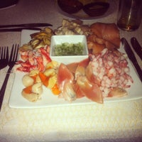 Photo taken at Restaurant Bahia by Tatiana P. on 7/22/2012