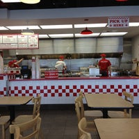 Photo taken at Five Guys by Donald H. on 5/28/2012