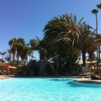 Photo taken at Hilton San Diego Resort & Spa by Katie R. on 3/21/2012