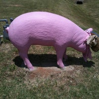 Photo taken at Bodacious BBQ by Rebekah L. on 6/2/2012