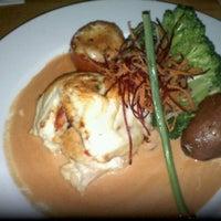 Photo taken at Abbondanza Italian Restaurant by Bryan B. on 2/22/2012