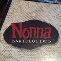 Photo taken at Nonna Bartolotta's by Mike F. on 3/24/2012