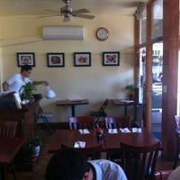 Photo taken at Garden Fresh Vegan Cuisine by Won Sun P. on 7/19/2012