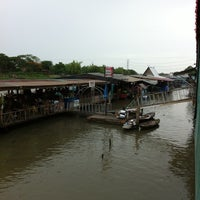 Photo taken at Wat Lam Phaya Floating Market by Preecha H. on 6/17/2012