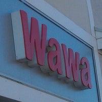 Photo taken at Wawa by Matt T. on 9/10/2012