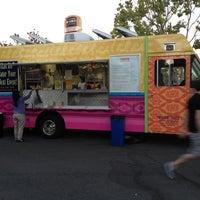 Photo taken at Union City Street Eats by Jen K. on 8/24/2012