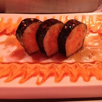 Photo taken at Butterfly Sushi by R. Hanel on 9/1/2012