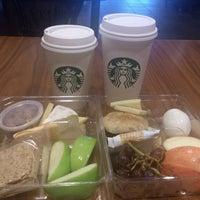 Photo taken at Starbucks by Shari S. on 8/11/2012