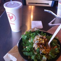 Photo taken at Qdoba Mexican Grill by Brian S. on 7/24/2012
