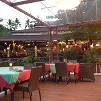 Photo taken at Koh Hai Fantasy Resort & Spa by Chaiwat B. on 3/15/2012