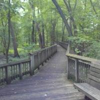 Photo taken at Wegerzyn Gardens MetroPark by Nathan D. on 9/6/2012