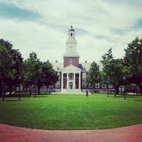 Photo taken at Johns Hopkins University by Andre S. on 7/15/2012