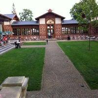 Photo taken at Pavilon Grébovka by Mrgreen on 5/20/2012
