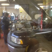 Photo taken at Jiffy Lube by David A. on 6/11/2012