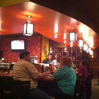 Photo taken at Osaka Japanese Steak And Sushi by Sandra V. on 4/28/2012