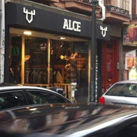 Photo taken at Alce Shop by Oscar G. on 4/14/2012