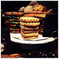 Photo taken at Panera Bread by Kari H. on 4/21/2012