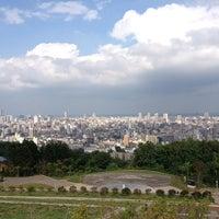 Photo taken at Asahiyama Kinen Park by yuco on 8/18/2012