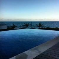 Photo taken at Reserva Praia Hotel by Tavinho C. on 3/4/2012