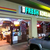 Photo taken at Fresh Korean B.B.Q. by Todd J. on 7/4/2012