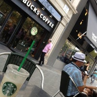Photo taken at Starbucks Coffee by Koka V. on 9/10/2012