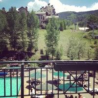 Photo taken at Park Hyatt Beaver Creek Resort & Spa by Grace B. on 6/4/2012