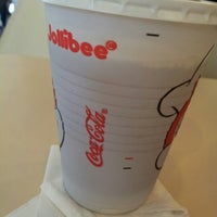 Photo taken at Jollibee by Rey D. on 8/4/2012