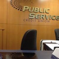 Photo taken at Public Service Credit Union by Vikki W. on 3/5/2012