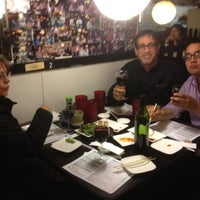 Photo taken at House of Sushi & Noodles by Rafael N. on 4/20/2012