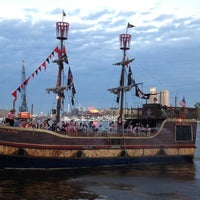 Photo taken at Urban Pirates Cruise by William F. A. on 5/5/2012