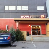 Photo taken at North Bowl by Julian R. on 7/17/2012