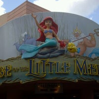 Photo taken at Voyage of The Little Mermaid by Gixxer Chick on 8/24/2012