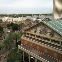 Photo taken at DoubleTree by Hilton Hotel New Orleans by Charly S. on 7/11/2012