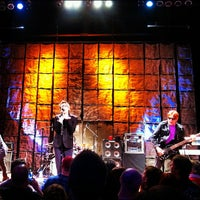 Photo taken at World Cafe Live at the Queen by John D. on 3/22/2012