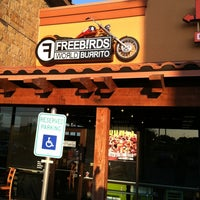 Photo taken at Freebirds World Burrito by Matt M. on 3/26/2012