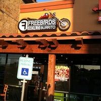 Photo taken at Freebirds World Burrito by Matt M. on 3/26/2012