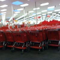 Photo taken at Target by Julie C. on 7/12/2012