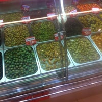 Photo taken at Mercat Municipal de Sitges by jordi m. on 8/11/2012