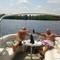 Photo taken at Lac Aylmer by Caféine D. on 7/13/2012