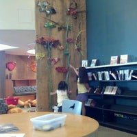 Photo taken at San Diego County Library - Encinitas by Marcia A. on 5/19/2012