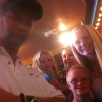Photo taken at Cafe Rio Mexican Grill by Jesse M. on 7/11/2012