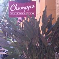 Photo taken at Champps Restaurant & Bar by Bruce B. on 3/19/2012