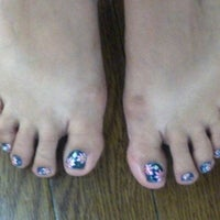 Photo taken at cocok nail salon by Maribel L. on 7/6/2012