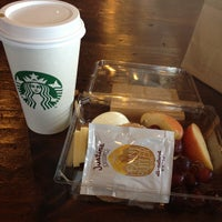 Photo taken at Starbucks by Denise H. on 3/18/2012