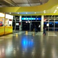Photo taken at Terminal de Buses María Teresa by Rodrigo M. on 4/9/2012