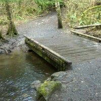 Photo taken at Lake Padden Park by Sean D. on 4/2/2012