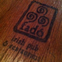 Photo taken at Fado Irish Pub & Restaurant by Don L. on 9/2/2012